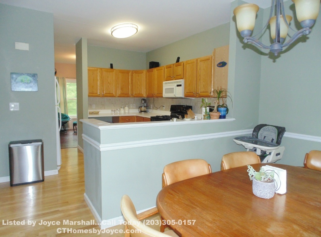 Spacious condo for sale by Joyce Marshall in Shelton, CT