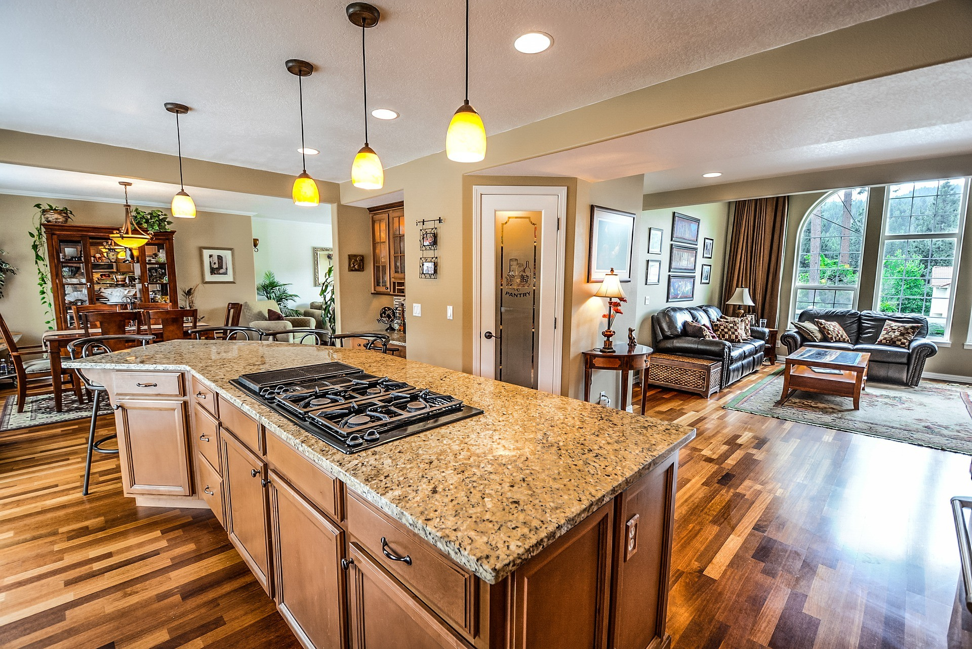 Shelton updated homes for sale with hardwood floors